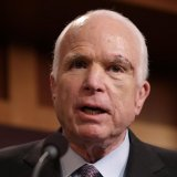 McCain Suggests Trump Dodged Military Draft