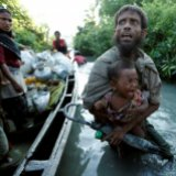 Thousands of Rohingya Fleeing Violence, Hunger Arrive in Bangladesh