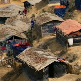Bangladesh, Myanmar Officials Visit Rohingya Trapped at Border