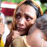 No Food, No Shelter, Rohingya Suffer in Bangladesh