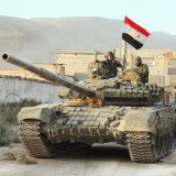 Government troops broke the siege of Deir al-Zor on September 5.