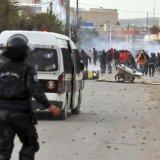 Interior ministry spokesman Khalifa Chibani said 778 people have been arrested.