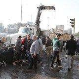 Baghdad Twin Suicide Bombing Kills 38