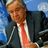 UN Chief Seeks to Avoid War With North Korea