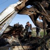 13 Killed in Saudi Strike on Yemen Checkpoint