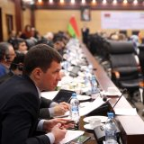 The 14th session of Iran-Belarus Economic Commission concluded in Tehran on Jan. 23.