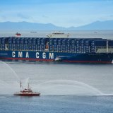 French shipping giant CMA CGM announced the resumption of CIMEX 9 service from China to Iran last month.