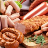 Iran's per capita processed meat consumption of 5-5.5 kg per year is low compared to many other countries.