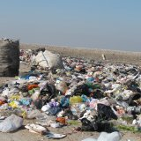 Twenty-three million tons of garbage are annually produced in Iran and per capita production of municipal solid waste stands at 292 kilograms.
