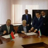 Tehran, Minsk Sign Industrial Agreement