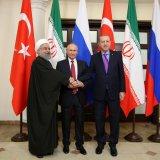 Iran, Russia, Turkey to Carry Eurasia Into Future