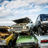 700,000 Old Cars to Be Scrapped