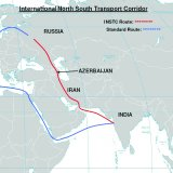 Iran and Azerbaijan are working to connect their rail networks to activate the International North-South Transport Corridor.