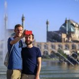 Isfahan's  foreign tourists have grown 400% in numbers since President Hassan Rouhani took office in August 2013.