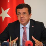 Turkey's Minister of Economic Affairs Nihat Zeybekci will lead a 100-member delegation comprised of representatives of Turkish industry owners, economic players and merchants as well as officials from his ministry to Tehran on July 8.