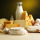 Dairy products comprised 30% of the exports with more than 321,000 tons worth $620 million.