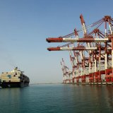 Hormozgan Province has 32 active ports, including Iran's biggest container port, Shahid Rajaee, which accounts for more than half of Iran's total port throughput.