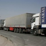 Trucks Banned From Entering Iraq Until  Nov. 14