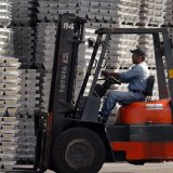 Iran plans to produce 1.5 million tons of aluminum per year, as stipulated in the 20-Year Vision Plan (2005-25).