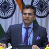India in Touch With All Stakeholders on Iran Sanctions