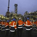 Big Oil Vies for Investors