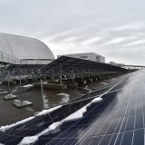 Chernobyl Repurposed for Solar Energy
