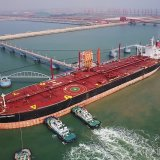 China Crude Imports at  Six-Month Low
