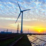 China will account for 31% of the earth's renewable energy consumption by 2040.