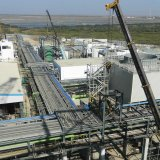 Construction of Major Petrochemical Plant Starts
