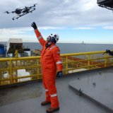 Eni Uses Drones to Inspect Rigs
