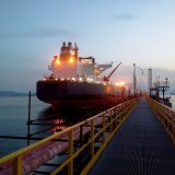 South Korea shipped in 446,148 barrels per day of crude oil from Iran in September.