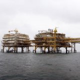 Average rate of recovery from Iranian oilfields is reportedly around 25%.