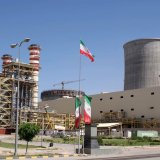 Iran's fossil fuel power stations have an average efficiency of 37%.
