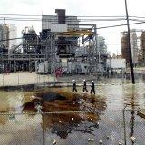 Hurricane Harvey has paralyzed at least 4.4 million bpd  of refining capacity.