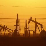 Some traders are showing signs of seeking protection against a fall in crude prices.