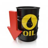 Oil Pauses After Sharp Falls