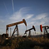 An expected rise in US oil production has weighed on prices.