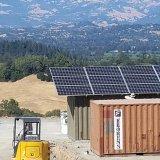 Qazvin Unveils Solar Energy Storage System