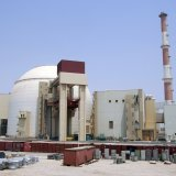 Iran's sole nuclear reactor in the southern city of Bushehr was built by Russian assistance.