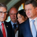 Sanctions Possible on Russia Pipeline