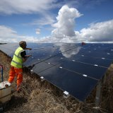 Shell Buying Spree Heats Up Race for Clean Energy