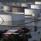 Spills From Hurricane Harvey Big, But Dwarfed by Katrina