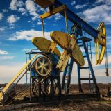 Data shows a record 22nd consecutive week of increases in the number of US oil rigs.