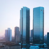 Germany's Deutsche Bank Headquarters