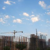 Private builders need to pay 15-25% of their profit from the sale of a new house in taxes.