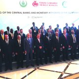 The Meeting of Central Banks and Monetary Authorities of the OIC Member Countries was held on September 21-22 in Bodrum, Turkey.