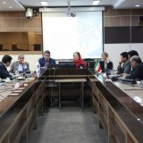 Iran Chamber of Commerce Investment Commission held a meeting on Iran opportunities on April 17 with Deloitte representatives in attendance.(Photo: Bahareh Taghiabadi)