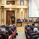 Iran Chamber of Commerce, Industries, Mining and Agriculture held its first monthly gathering in the New  Iranian Year on Sunday. (Photo: Bahareh Taghiabadi )
