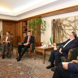 Banking Cooperation Talks With Swiss Envoy