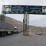 805K Tons of Goods Transit via Bazargan Border